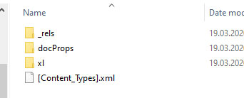 How to Unprotect Execl File. Step 2