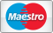 Maestro Credit/Debit Cards
